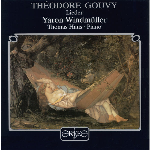 Yaron Windmüller - Gouvy: Vocal Works