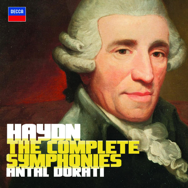 Antal Dorati - Haydn: The Complete Symphonies