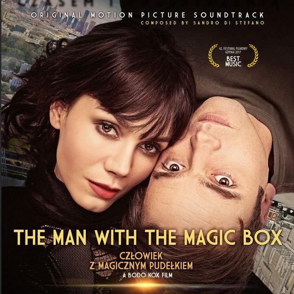Sandro Di Stefano with Dnepropetrovsk Philharmonic Orchestra - The Man with the Magic Box (Original Motion Picture Soundtrack)