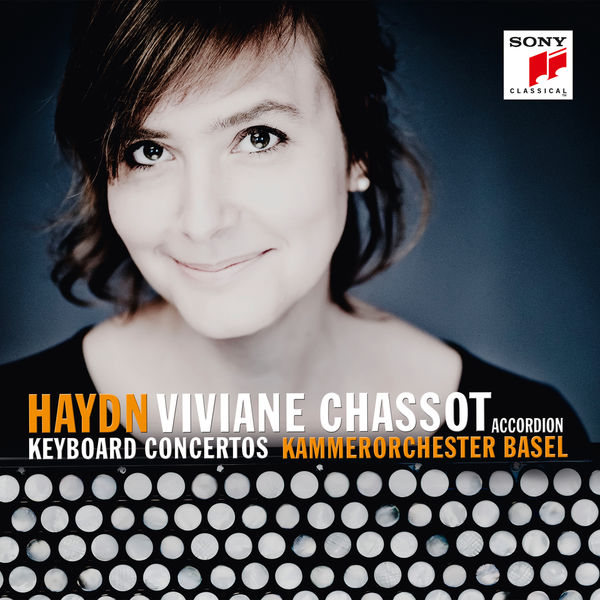 Viviane Chassot - Haydn: Keyboard Concertos (Performed on Accordion)