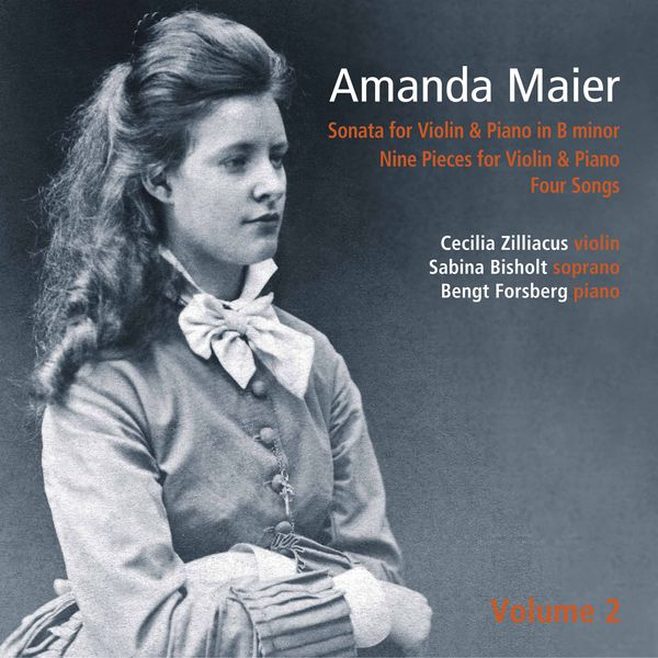 Cecilia Zilliacus - Amanda Maier, Vol. 2