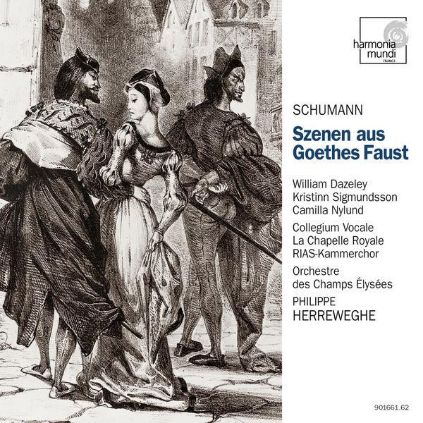 Philippe Herreweghe - Schumann: Szenen aus Goethes Faust