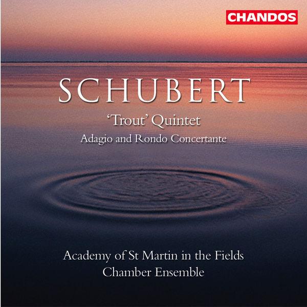 "Academy of St. Martin in the Fields - Quintette ""La Truite"" - Adagio et Rondo concertante"