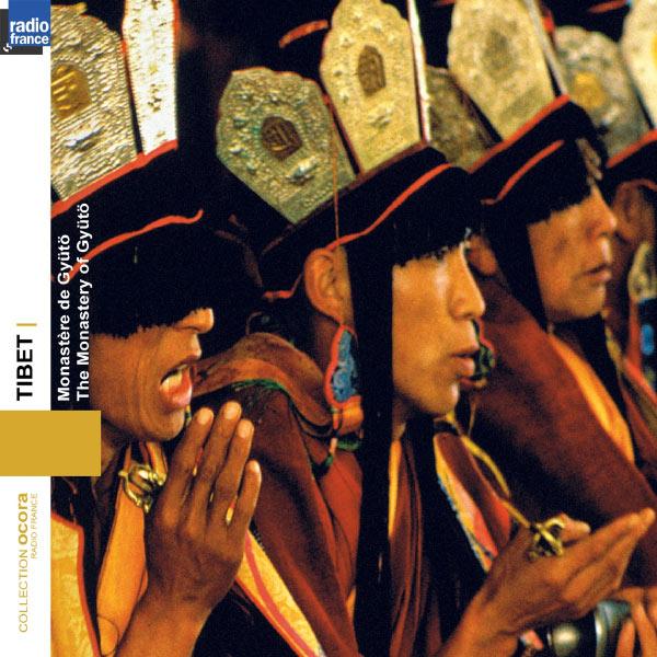 La voix des Tantra - Tibet: Monastère de GyütöTibet: The Monastery of Gyütö