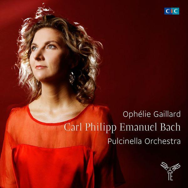 Ophélie Gaillard - Carl Philipp Emanuel Bach, Vol. 1