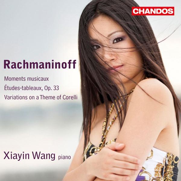 Xiayin Wang - Xiayin Wang, piano