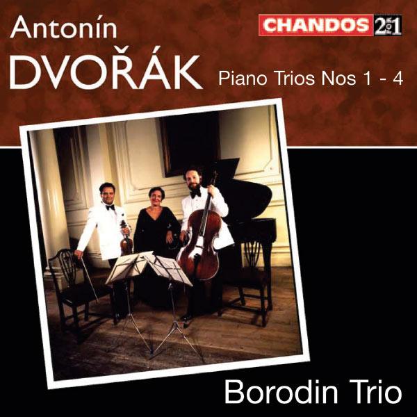 Borodin Trio - Trios pour piano n° 1 à 4