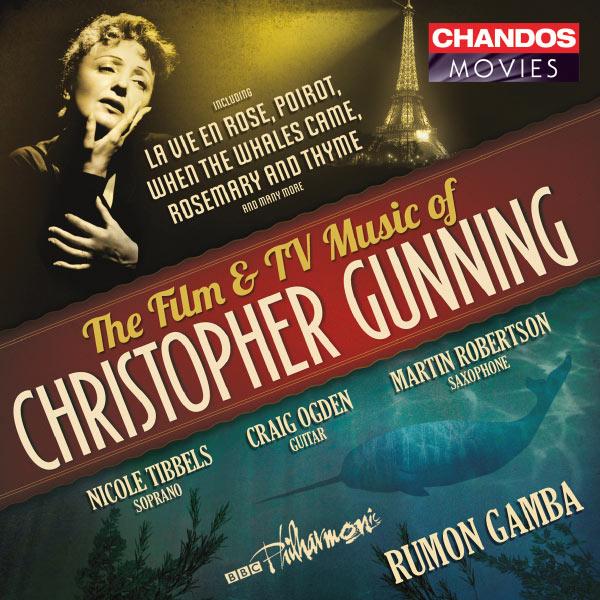 Rumon Gamba - The Film and TV Music of Christopher Gunning