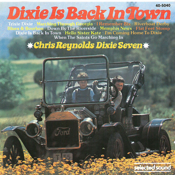 Various Interprets - Dixie Is Back in Town