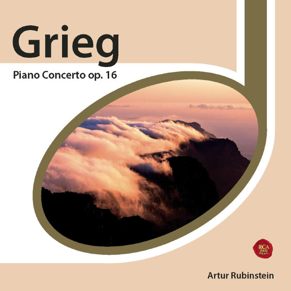 Arthur Rubinstein - Grieg: Piano Concerto Op. 16