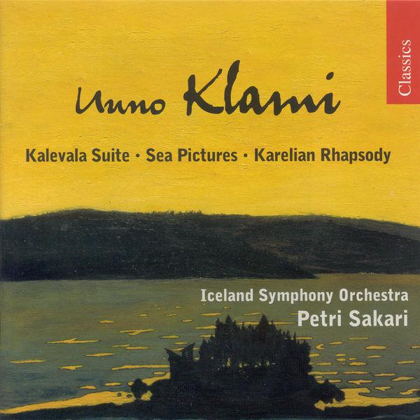 Petri Sakari - Œuvres orchestrales