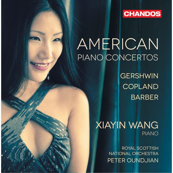 Xiayin Wang - American Piano Concertos