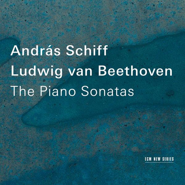 Andras Schiff - Beethoven : The Piano Sonatas (Live)