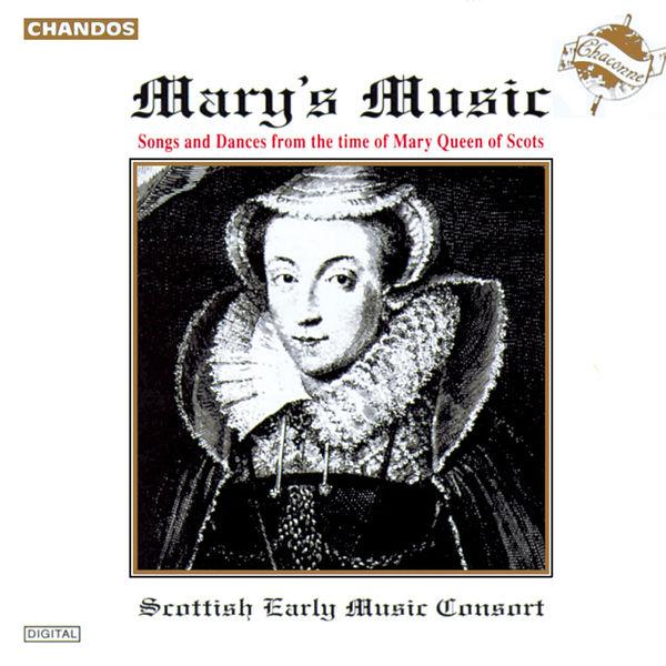 Warwick Edwards - Mélodies & danses à l'époque de Mary, Reine d'Ecosse