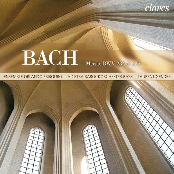 Various Artists - J.S. Bach: Missae breves BWV 234 & 235