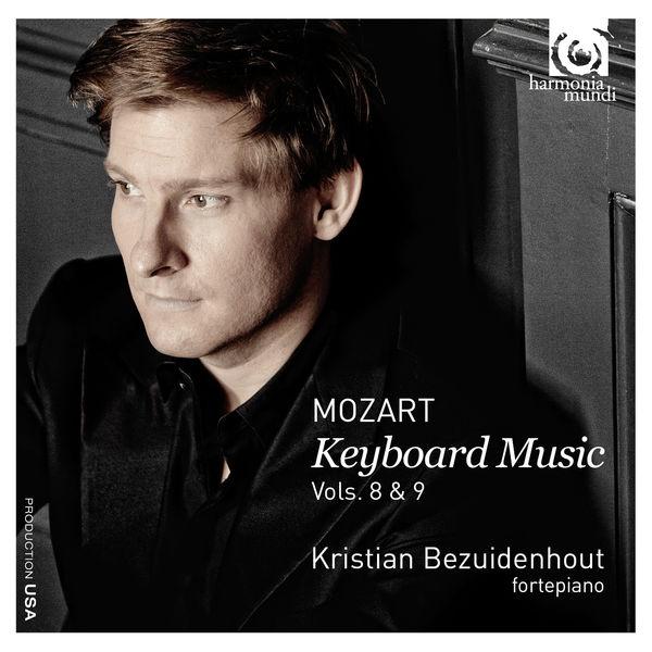 Kristian Bezuidenhout - Mozart : Keyboard Music Vols. 8 & 9