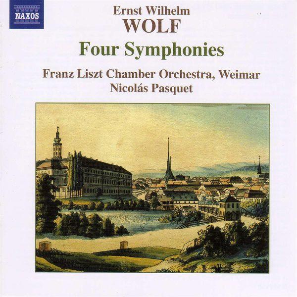 Franz Liszt Chamber Orchestra, Weimar - WOLF, E.W.: 4 Symphonies