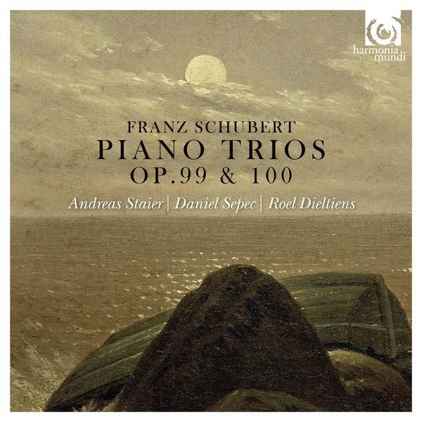 Andreas Staier - Franz Schubert : Piano Trios, Op. 99 & 100