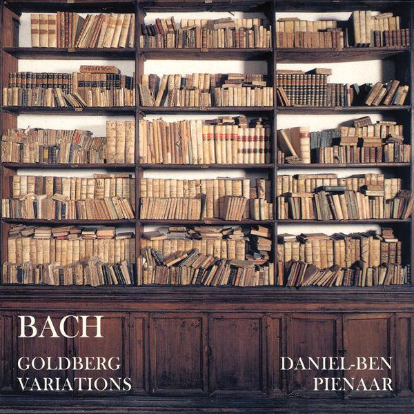 Daniel-Ben Pienaar - Bach: Goldberg Variations