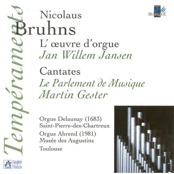 Jan Willem Jansen - L'œuvre d'orgue - Cantates