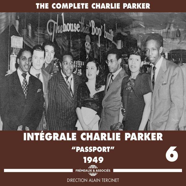 Charlie Parker - The Complete Charlie Parker, Vol. 6