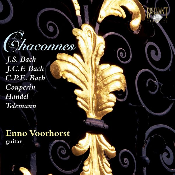 Enno Voorhorst - Chaconnes