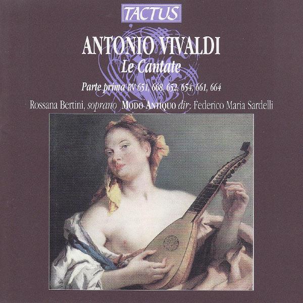 Modo Antiquo - Vivaldi: Le Cantate - Parte prima