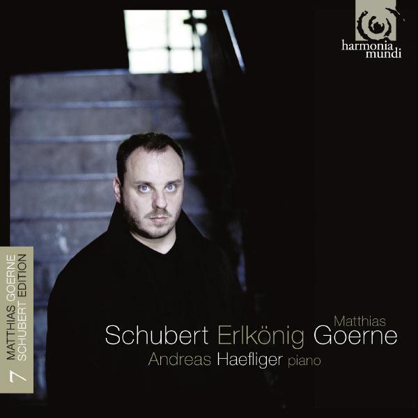"""Matthias Goerne - Franz Schubert : """"Erlkönig"""" (Lieder, vol. 7)"""