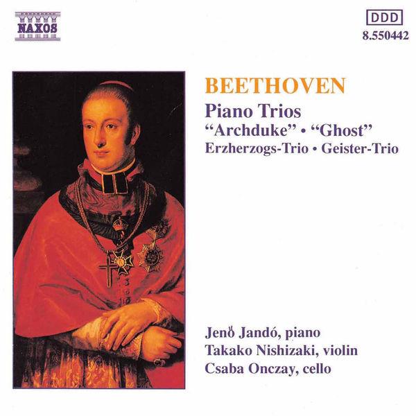 Takako Nishizaki - Beethoven: Piano Trios 'Ghost' and 'Archduke'