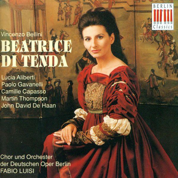 Lucia Aliberti - BELLINI, V.: Beatrice di Tenda [Opera] (Aliberti)