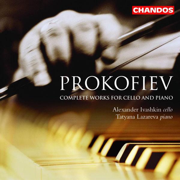 Alexandre Ivashkin - Œuvres intégrales pour violoncelle & piano
