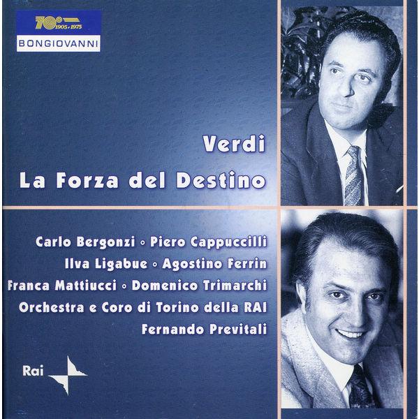 Graziano Del Vivo - Verdi: La forza del destino (The Power of Fate)