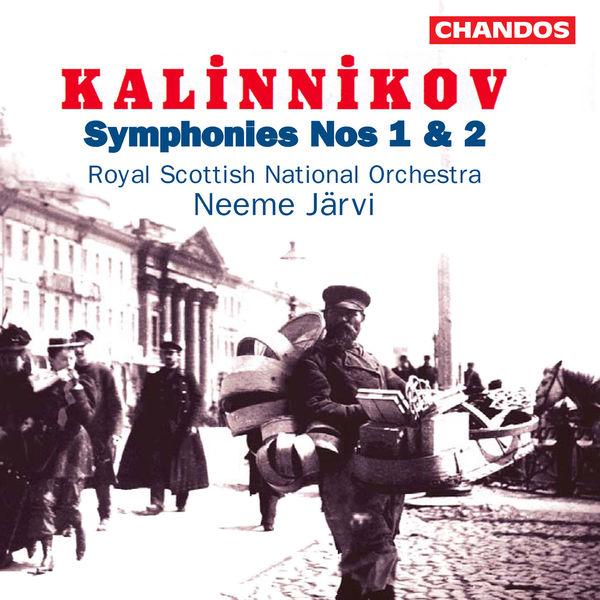 Neeme Järvi - Symphonies n° 1 & 2