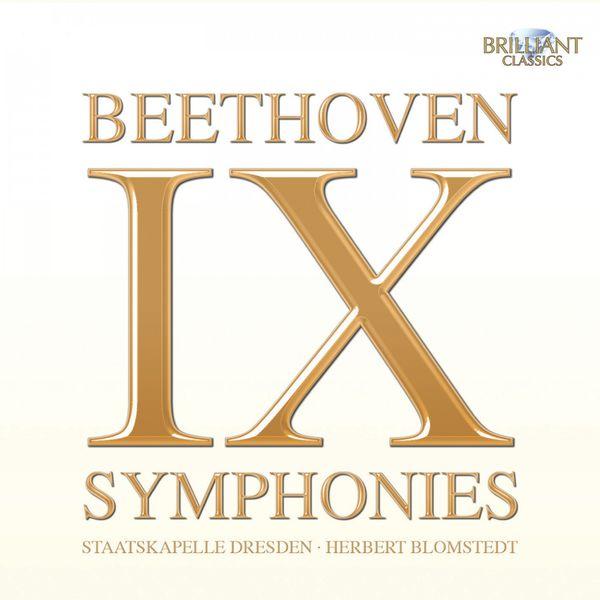 Herbert Blomstedt - Beethoven: Complete Symphonies