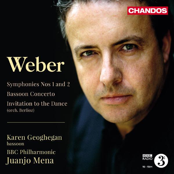 Juanjo Mena - Oeuvres orchestrales