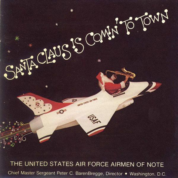 Pete BarenBregge - Santa Claus Is Comin' to Town