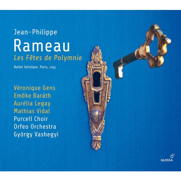 György Vashegyi - Rameau : Les fêtes de Polymnie