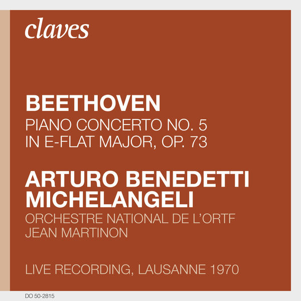 Ludwig van Beethoven - Beethoven: Concerto pour piano n°5