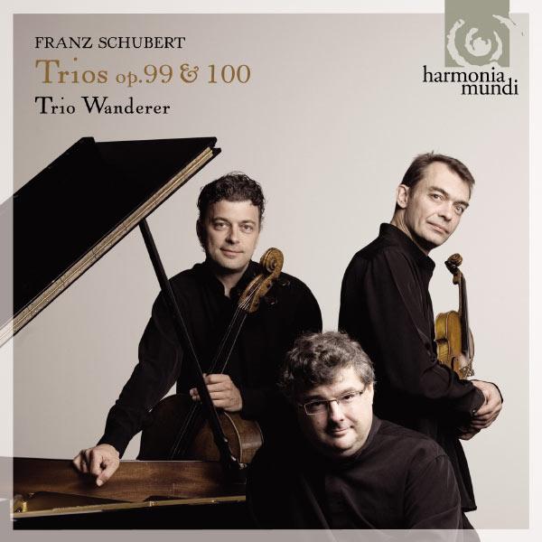 Trio Wanderer - Schubert: Piano Trios Op.99 & 100