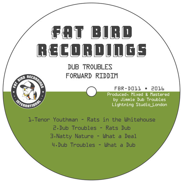 Dub Troubles feat. Tenor Youthman - Dub Troubles Forward Riddim