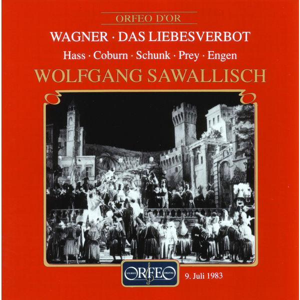 Hermann Prey - Wagner: Das Liebesverbot
