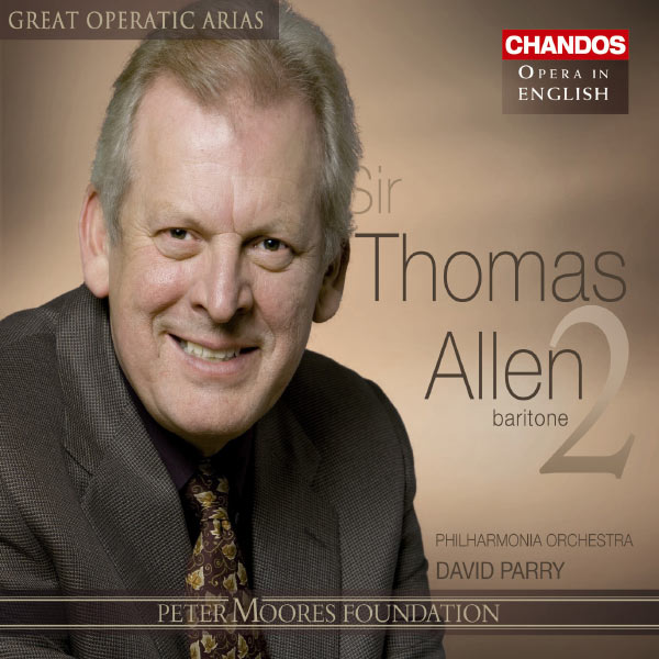 Thomas Allen - Grands airs d'opéra (Volume 19) : Sir Thomas Allen II