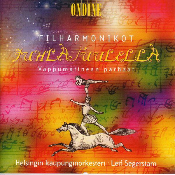 Helsinki Philharmonic Orchestra - Christmas Music