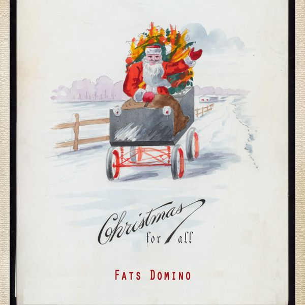 Fats Domino - Christmas For All
