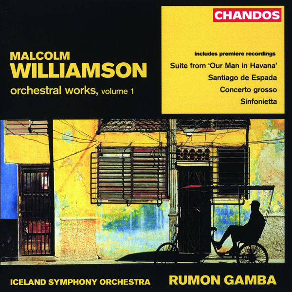 Rumon Gamba - Œuvres Orchestrales Vol. 1