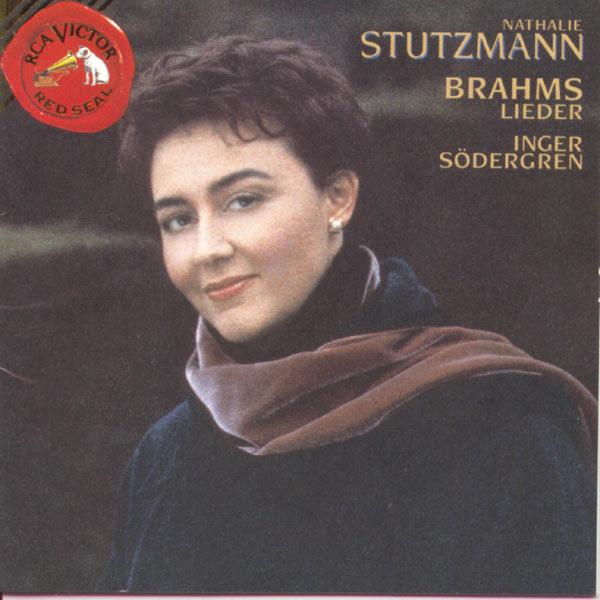 Nathalie Stutzmann - Brahms/Lieder