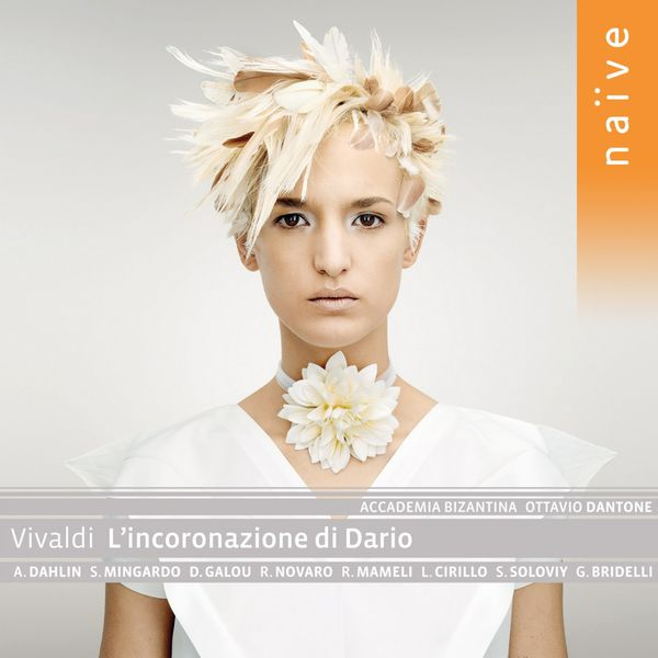 Ottavio Dantone - Vivaldi: L'incoronazione di Dario