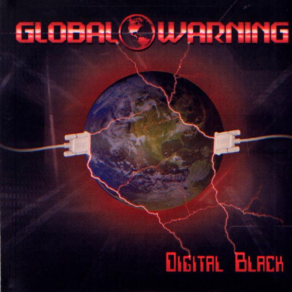 Global Warning - Digital Black