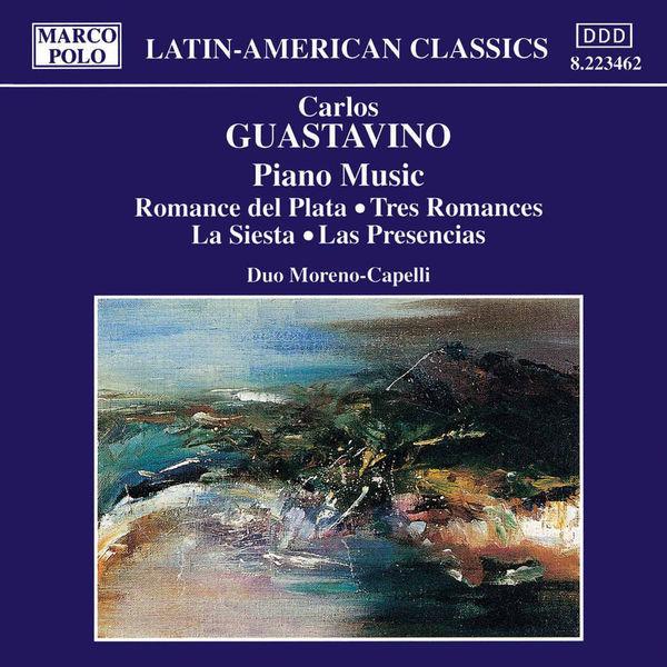 Duo Moreno-Capelli - GUASTAVINO: Piano Music