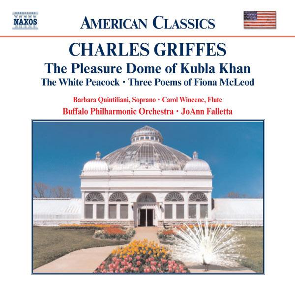 Buffalo Philharmonic Orchestra - Pleasure Dome of Kubla Khan / The White Peacock